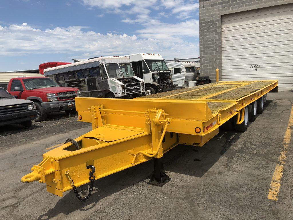 30 Ton Tilt Deck Trailer Dogface Heavy Equipment Sales