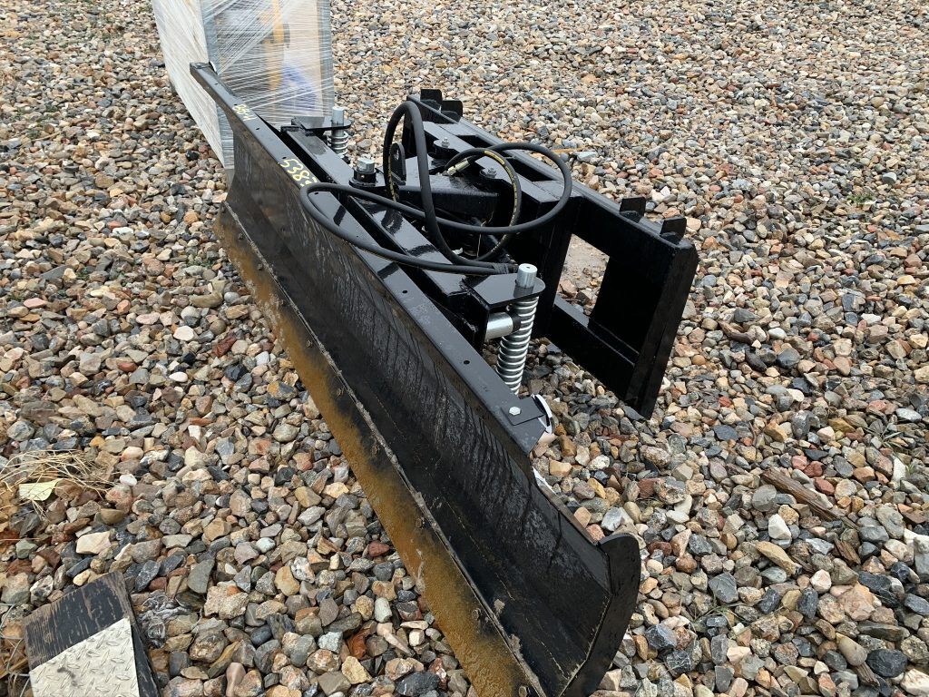 snow plow skid shoes for gravel